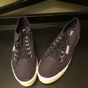 Superga 2790 Acotw Platform Lace up Sneaker